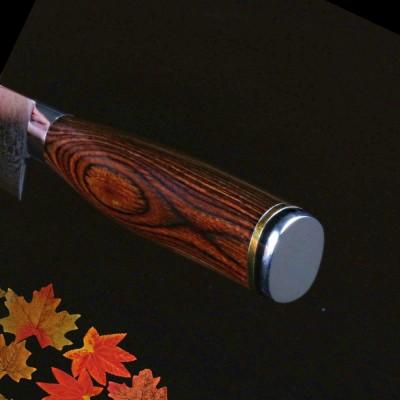 YLGR6006-Professional  Damascus  kitchen Knife